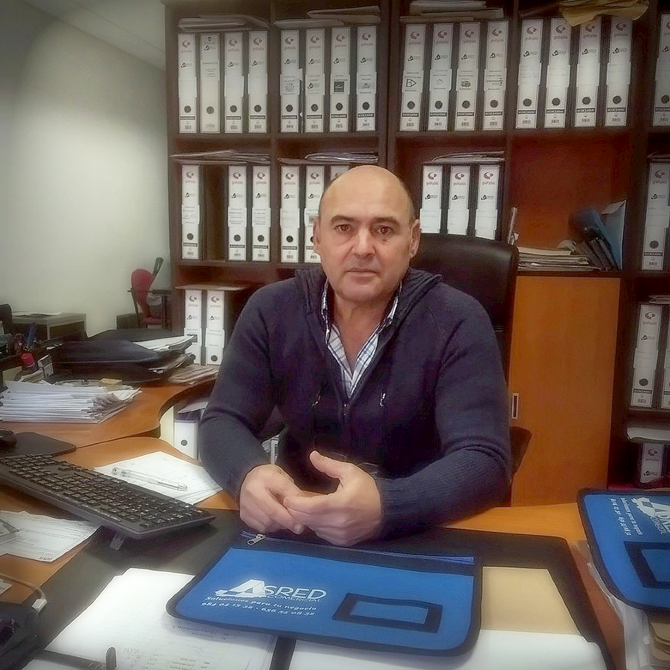 Gregorio Ibáñez Calzada, Asesoramiento Comercial